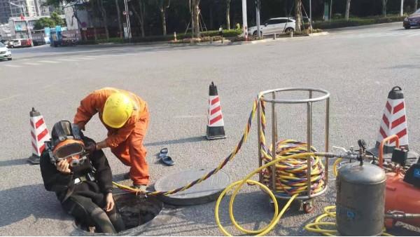 排水管道疏通清淤施工作业流程