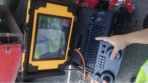 管道CCTV检测是怎样完成管道修复,清淤工作的?