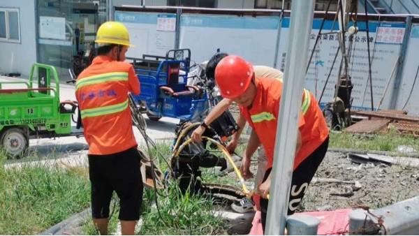 排水管道疏通清淤前的排水管道检测方法