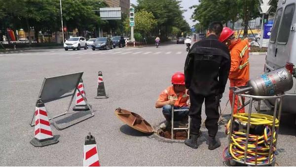 什么是管道CCTV检测!
