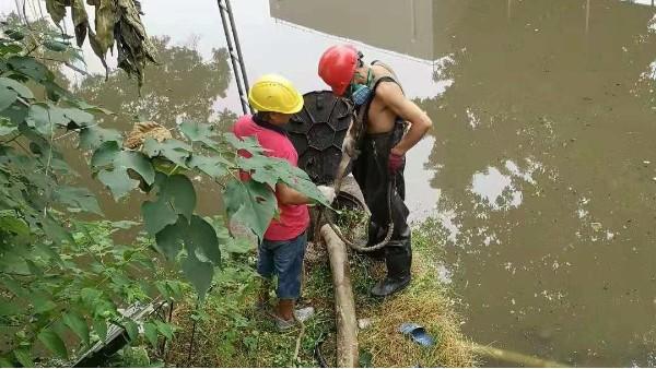 河道清淤工程施工工艺及淤泥运输方法