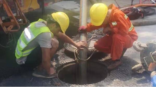 管道清淤采用的工具有哪些?